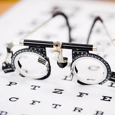 Routine Eye Care