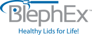 blephex healthy eyelids for life logo